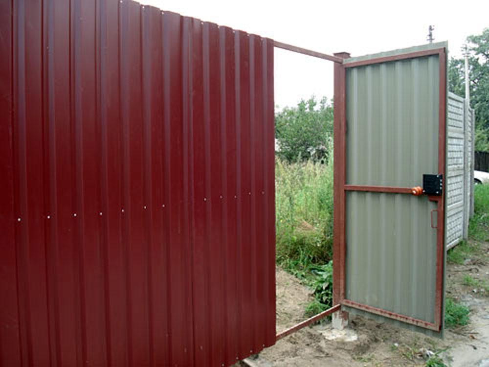 Автоматические ворота и калитки прайс лист цены киров ворота с калиткой в тюмени